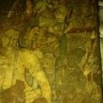 Painting at Ajanta Caves