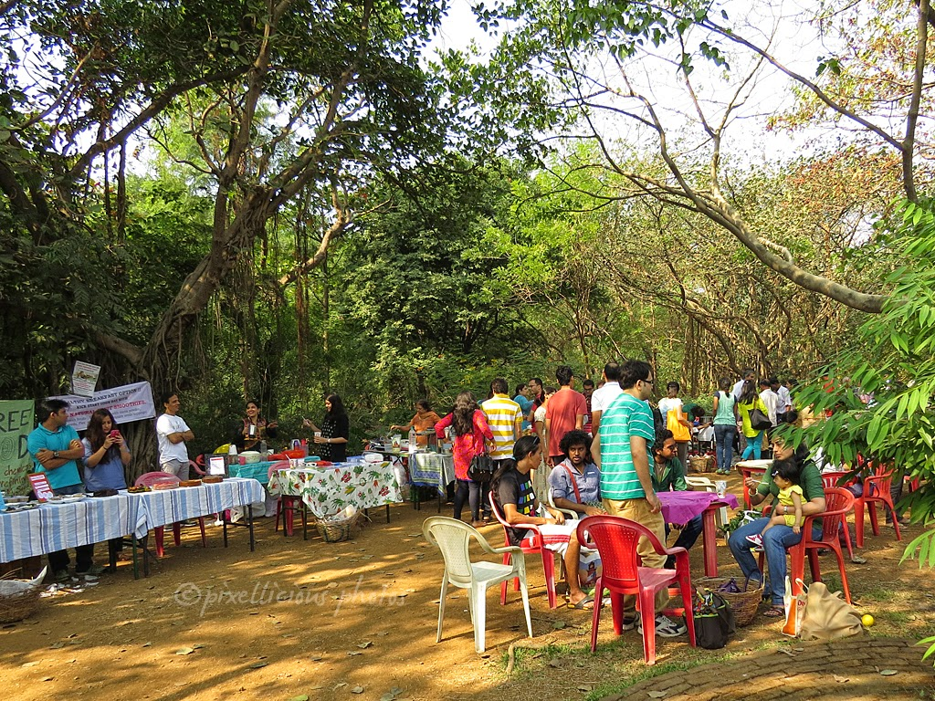 Farmers Market at Maharashtra Nature Park