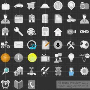 Icon Pack V.1.0