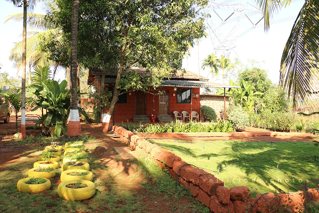 An AC cottage at Majhya Mamacha Gaon