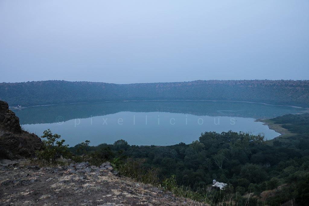 Lonar Crater Lake, Buldhana, Aurangabad