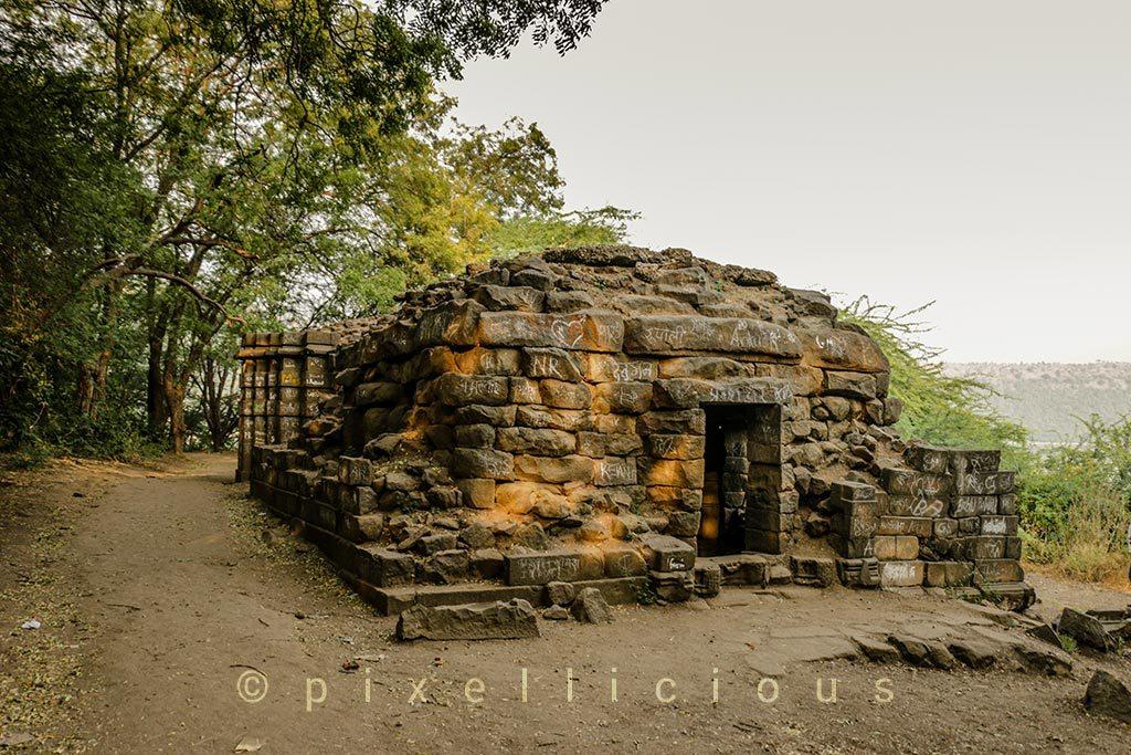 Mora Mahadev Temple, Lonar