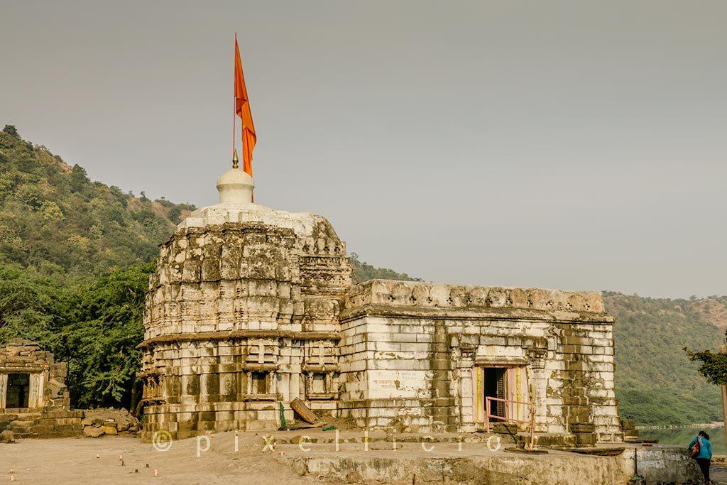 Kamalja Devi Temple, Lonar
