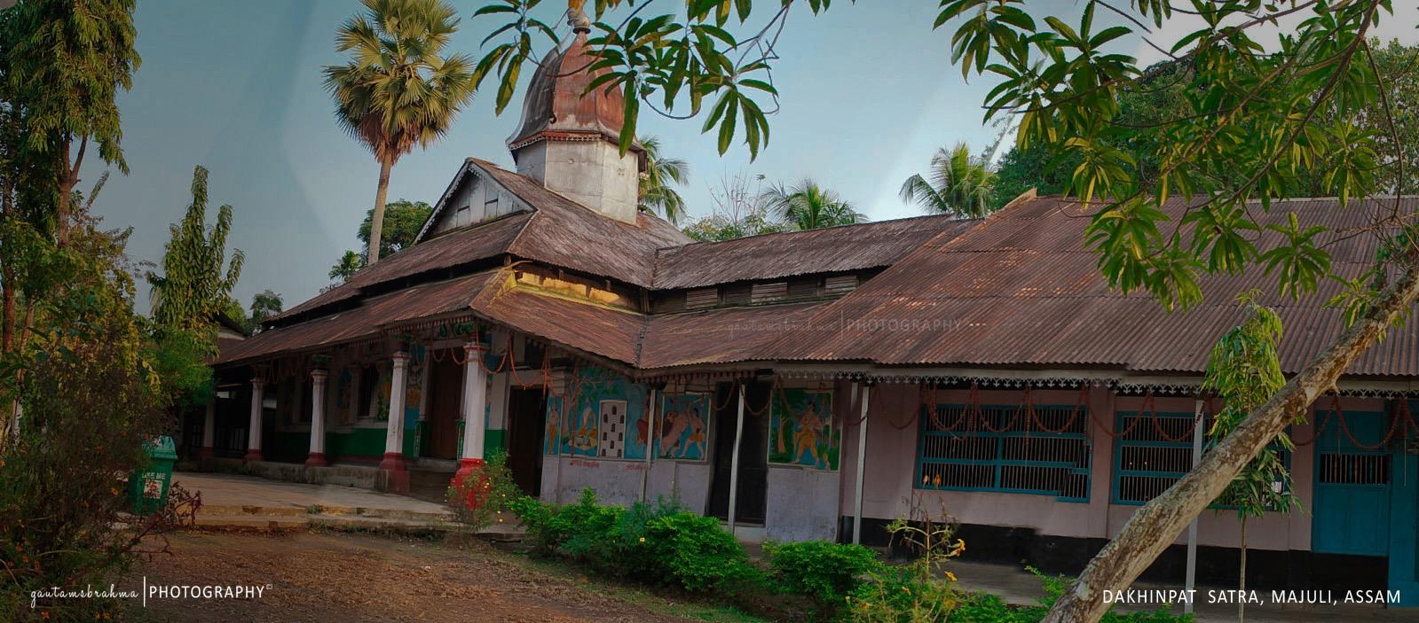 Dakhinpat Satra, Majuli, Assam