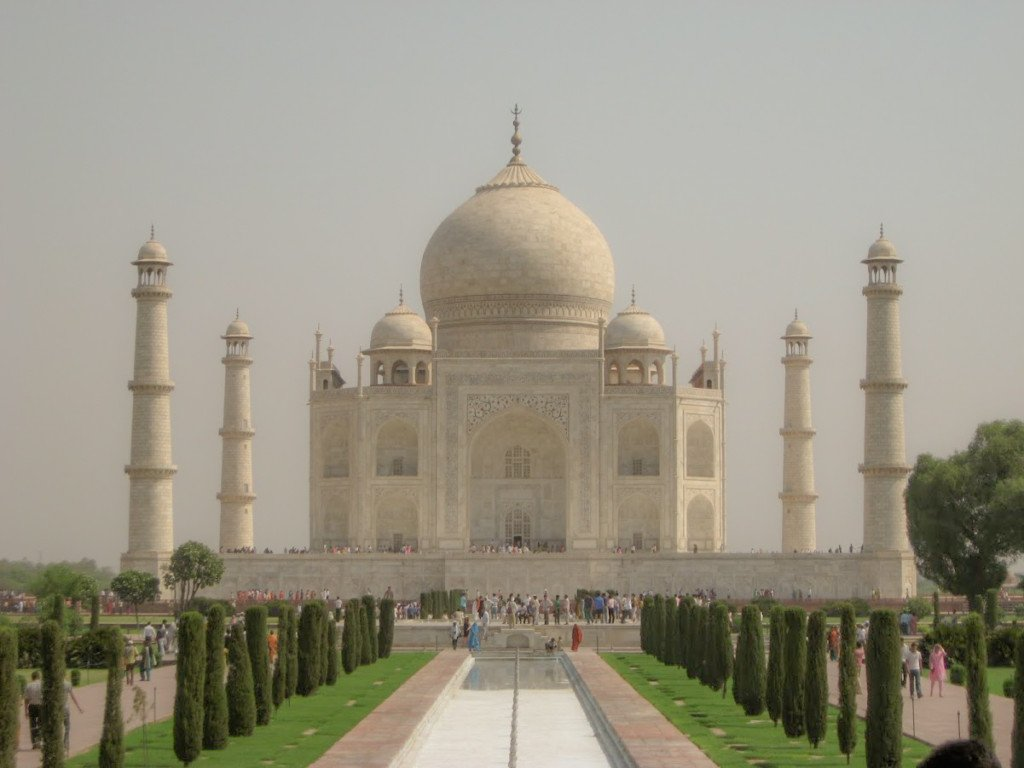 Taj Mahal Main Building