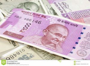 New Currency Notes of India