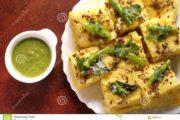 Indian Food Images - Khaman Dhokla