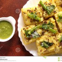 Indian Food Images - Khaman Dhokla