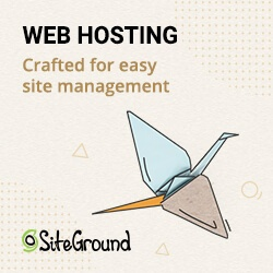 Host Your Website on SiteGround