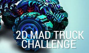 2d Mad Truck Racing Challenge