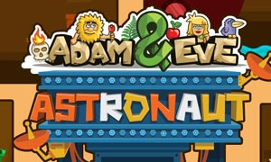Game Online, Adam and Eve Astronaut
