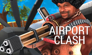 Airport Dash Online Game