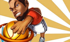 Basketball IO - Pixellicious Games