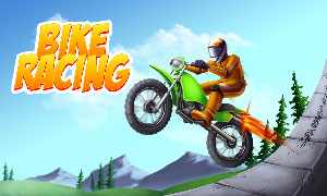 Bike Racing 2D Mobile Game