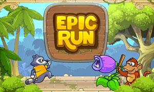 Epic Run Game Online