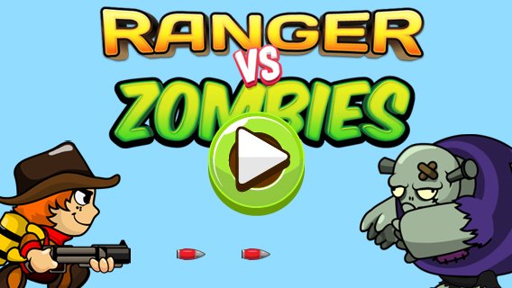Ranger Vs Zombies Game Online