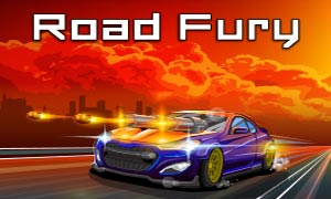 Road Fury Car Racing Game