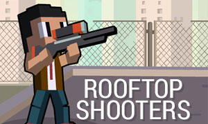 Rooftop shooters Online Game