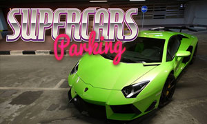 Super Cars Parking Game