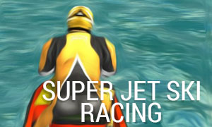 Super Jet Ski Racing Game
