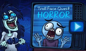 Online Game Trollface Horror 1