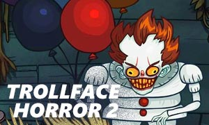 Online Game Trollface Horror 2