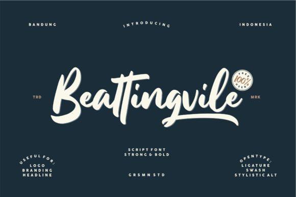 beattingvile-cursive-font-free-commercial