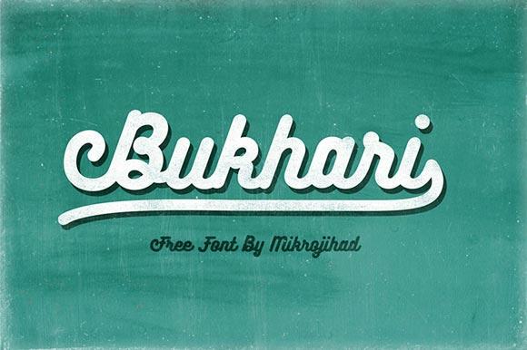 bukhari-cursive-font-free-commercial
