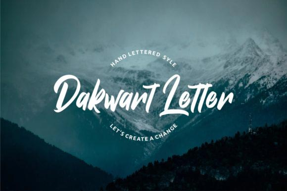dakwart-letter-cursive-font-free-commercial