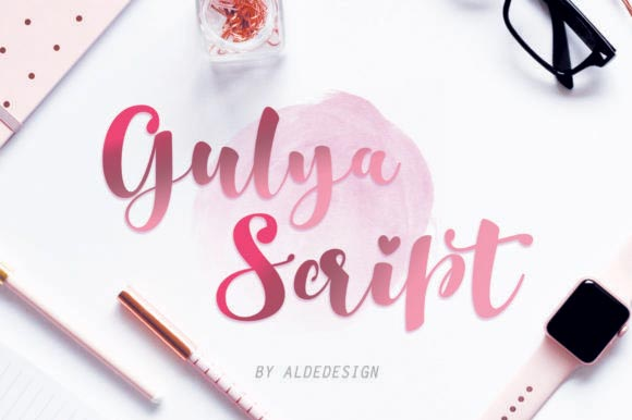 gulya-script-cursive-font-free-commercial