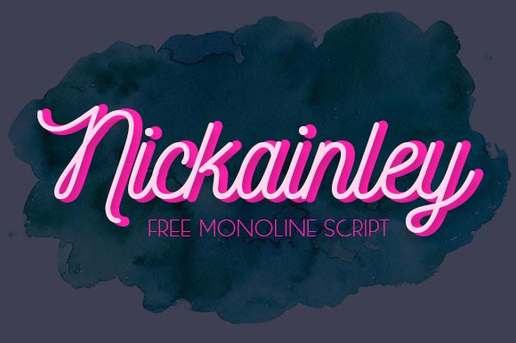 nickainley-cursive-font-free-commercial