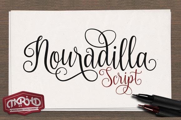 nouradilla-cursive-font-free-commercial