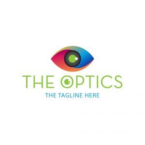 Optics Logo Free Commercial Use