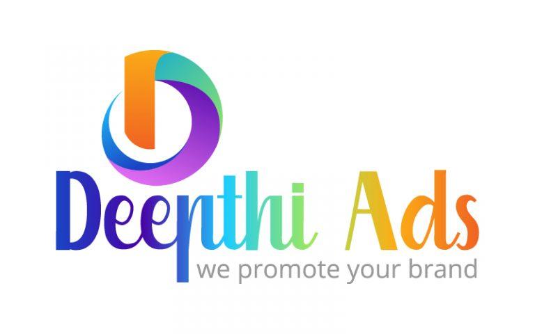 deepthi-ads-logo-design