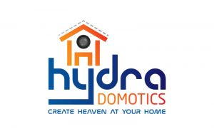 hydra-domotics-logo-design