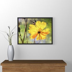 wild-flower-water-color-style-framed-art