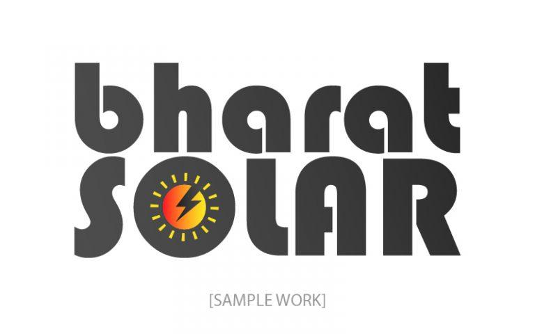 bharat-solar-sample-logo-pixellicious-designs-01