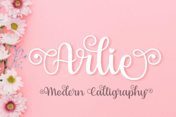 Arlie Display Font Download