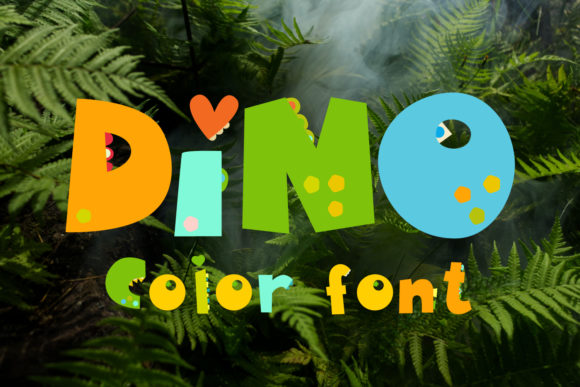 Dino Display Font Download