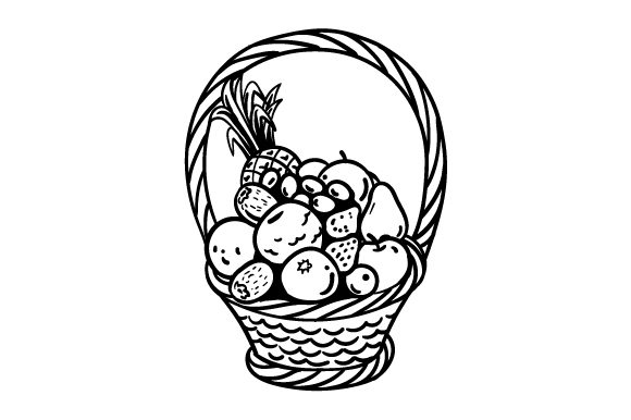 Fruit-Basket-Coloring-Page-580x386 (1)