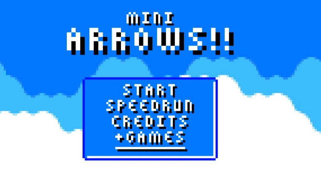 mini-arrows-pixel-game-social