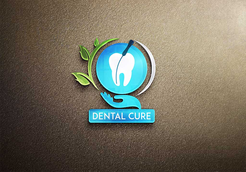 dental-cure-logo-design-by-pixellicious