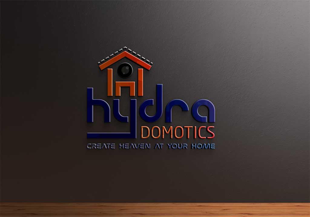 hydra-domotics-logo-by-pixellicious