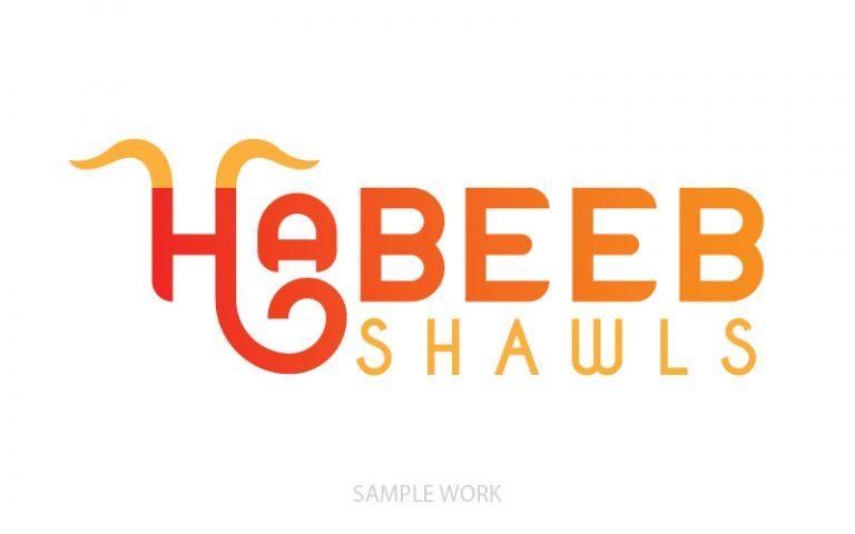 Habeeb Shawls - Sample Logo