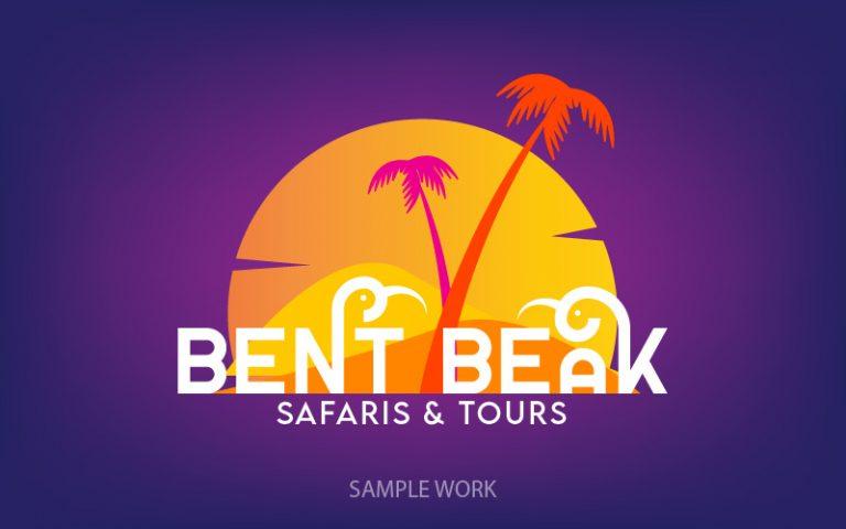 Bent Beak Sample Logo Design